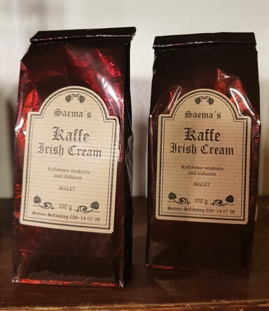 Irish Cream Kaffe